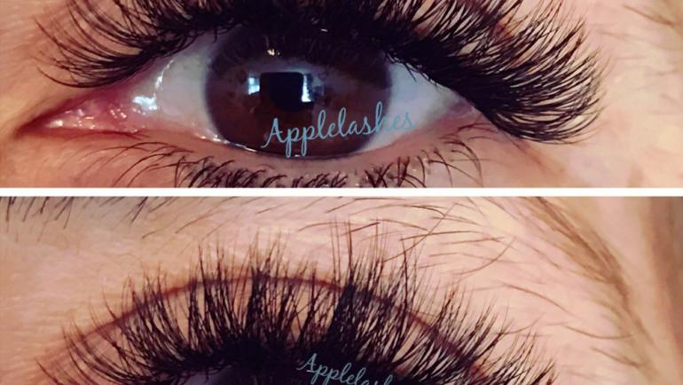 Eyelash Extensions 4
