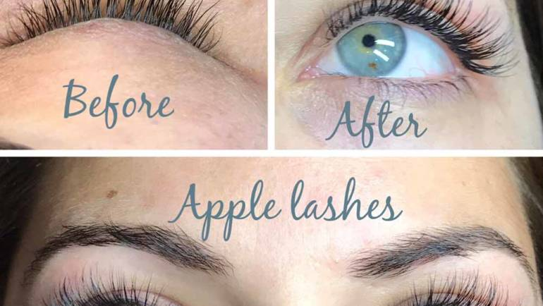 Eyelashes 24